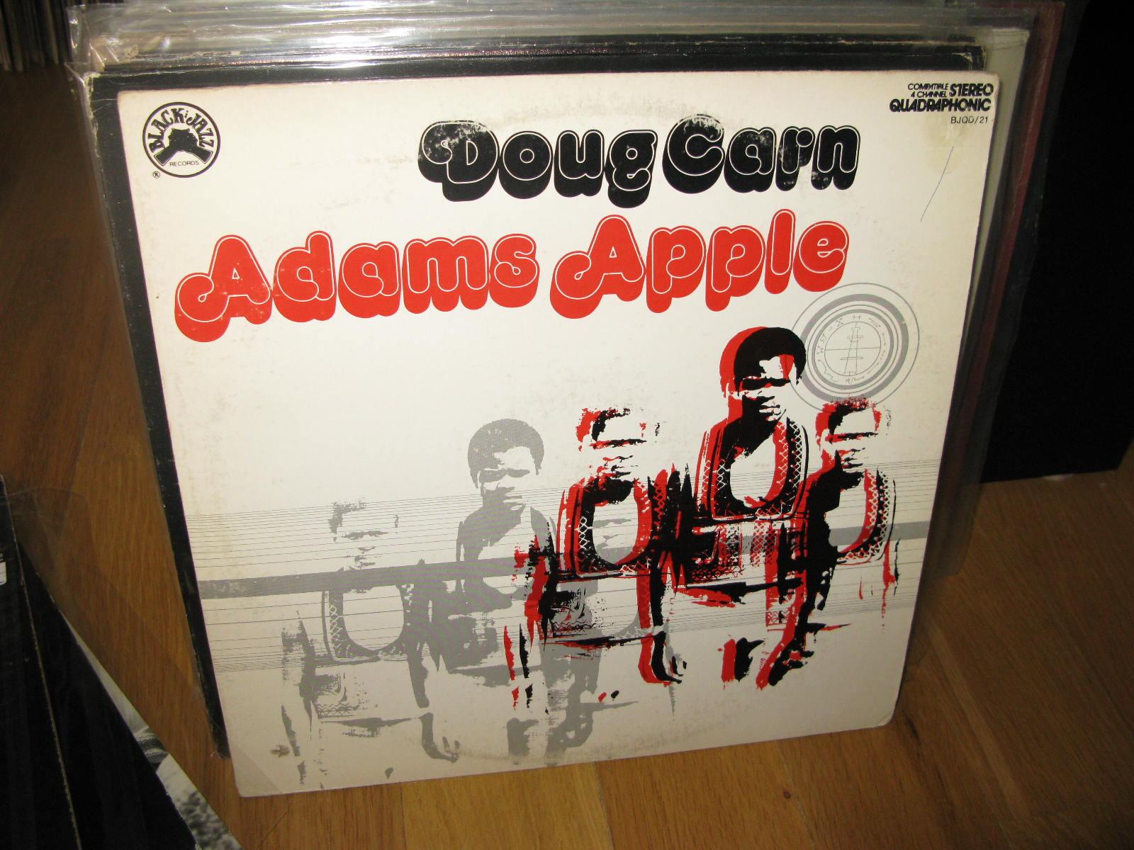 Doug Carn Adams Apple
