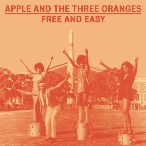 AppleAndThreeOrangesAlbumCoverRegular