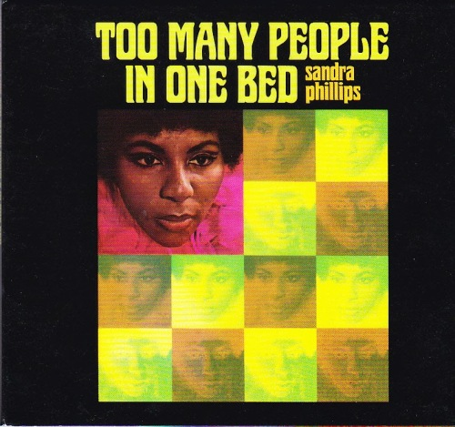 Alive Records Sandra Phillips Too Many People In One Bed