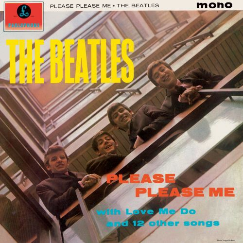 The-Beatles-Please-Please-Me-Mono-180-Gram-Vinyl