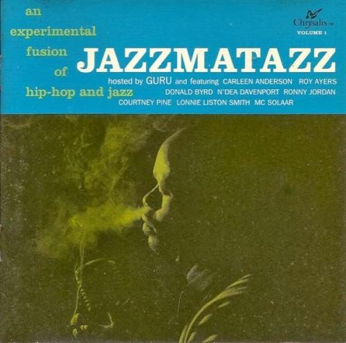 Guru - Jazzmatazz, Volume 1